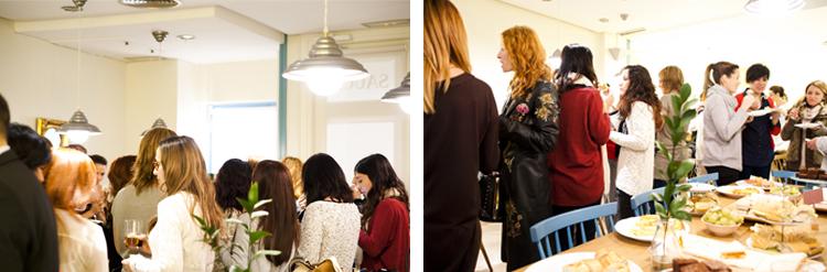 Eventos sala cafetería fiestas y celebraciones