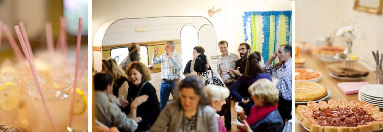 Eventos sala caravana fiestas y celebraciones sala privada