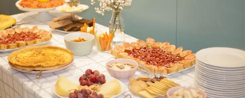 celebracion comida Zaragoza