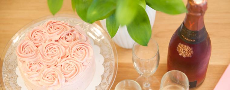 Celebracion cumpleaños para 5 tarta Zaragoza