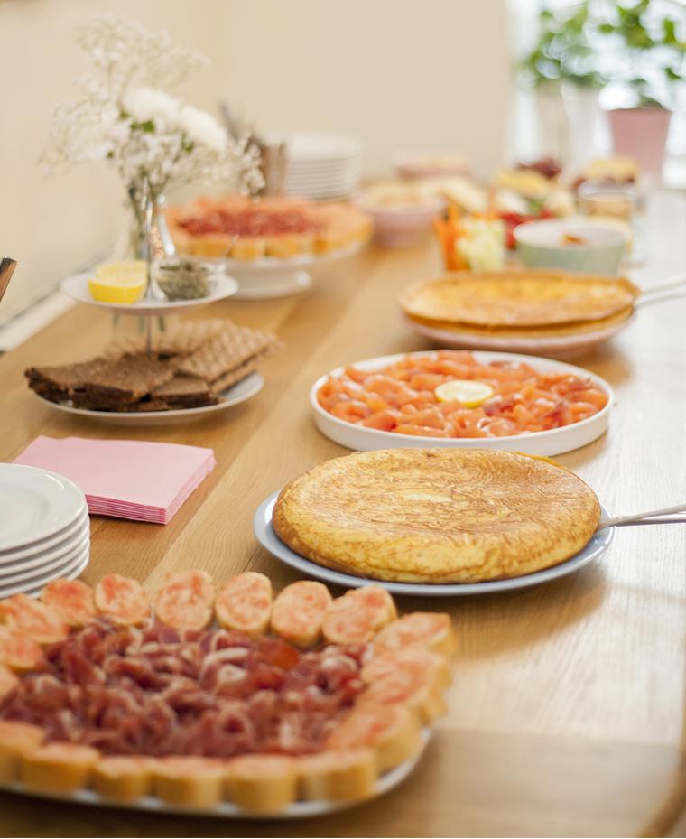 Celebraciones y reuniones familiares. Bautizos, comuniones, bodas de oro en Zaragoza