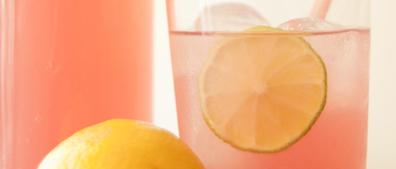 limonada rosa para celebraciones de despedida de soltera en Zaragoza
