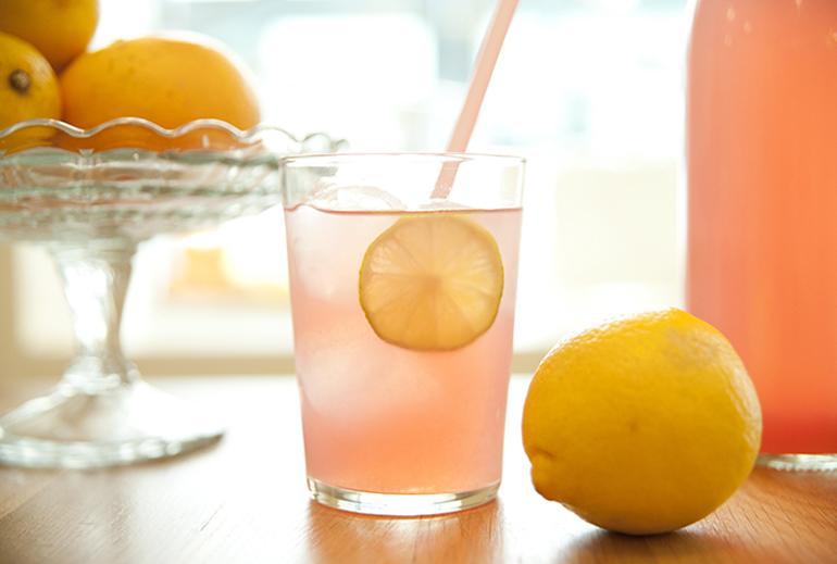 limonada rosa para celebraciones de cumpleaños en Zaragoza