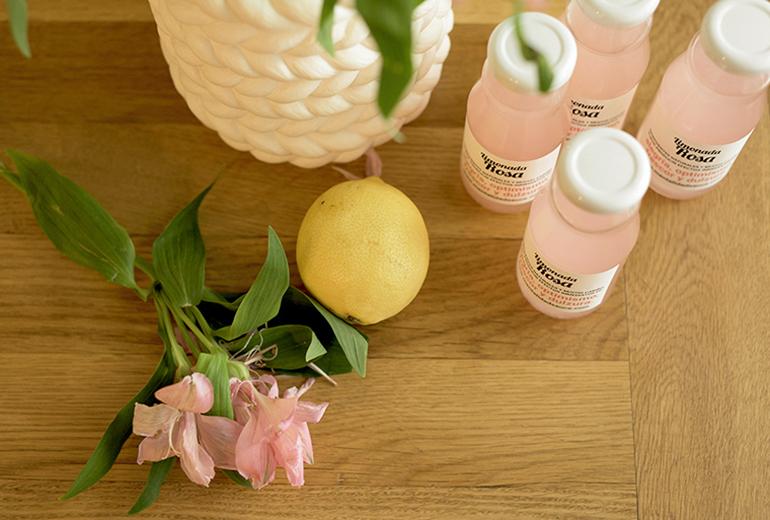 limonada rosa para celebraciones de cumpleaños infantiles Zaragoza
