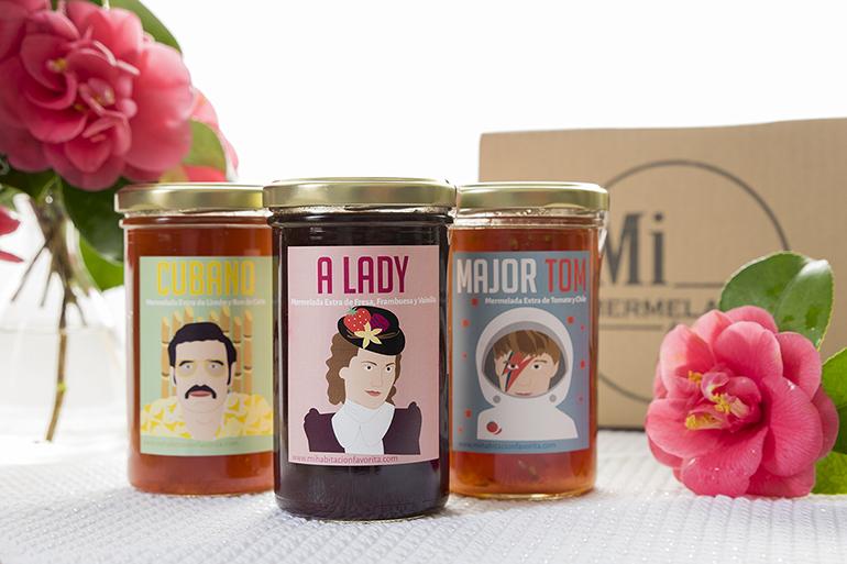 regalo amor mermeladas artesanales y gourmet
