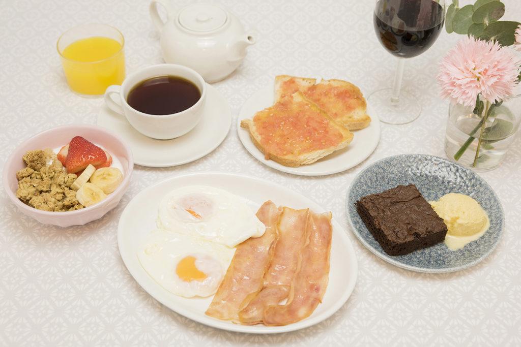 BRUNCH favorita. Desayunos en Zaragoza. Breakfast Zaragoza.