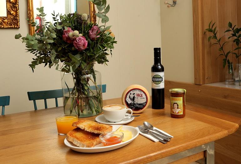 Desayuno Jornadas gastronómicas Aragon con Gusto