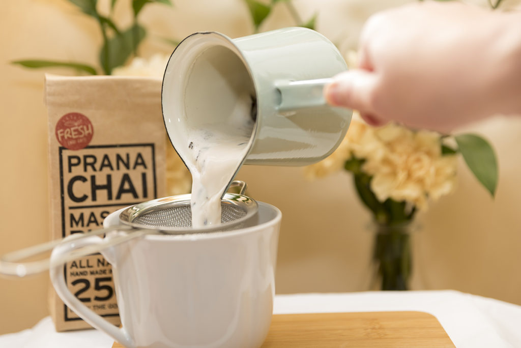Te Prana Chai Masala Australia Chai latte cafetería Zaragoza