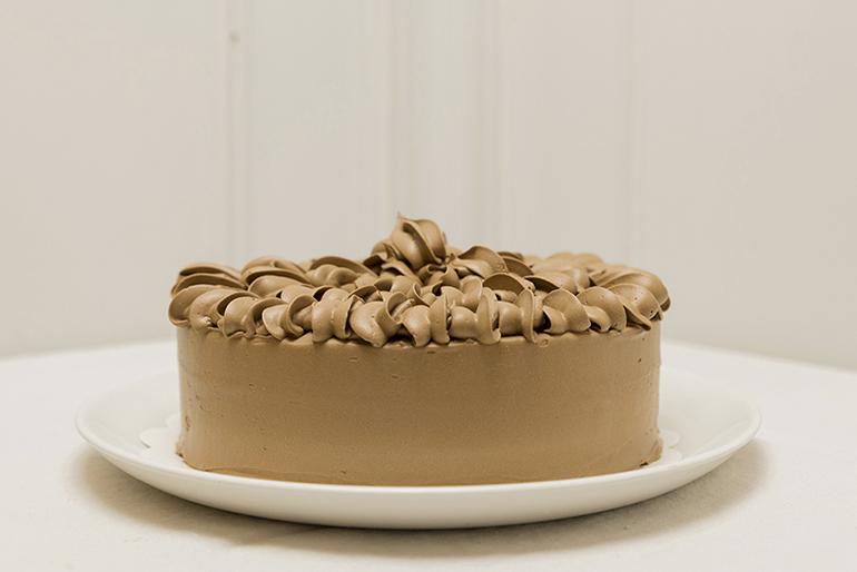 Nueva tarta de chocolate con Yuzu en Mi HABITACION favorita Zaragoza. Pasteleria y cafeteria