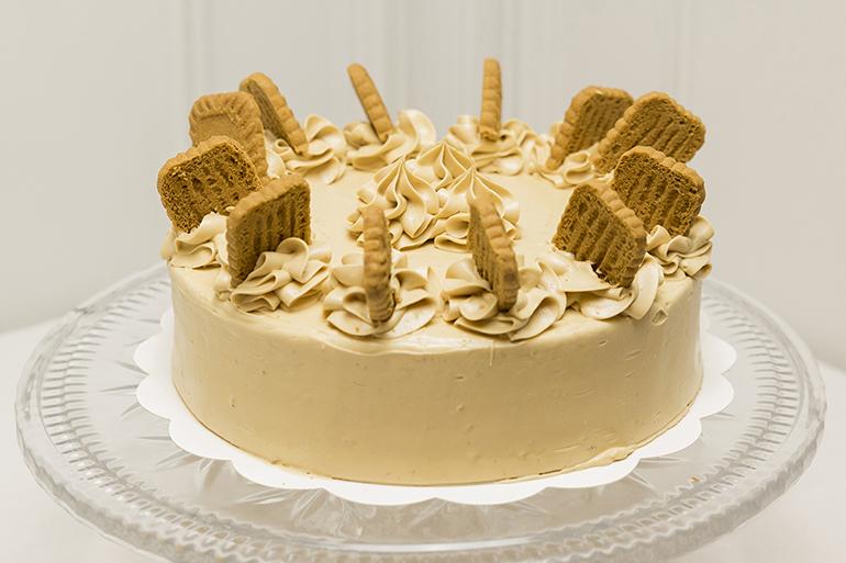 Tarta cookies con chocolate pasteleria Zaragoza. Bodas, bautizos,comuniones y cumpleaños.