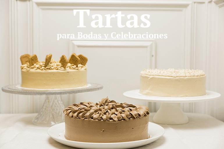 Tartas para Bodas y Celebraciones Zaragoza especial CHOCOLATE