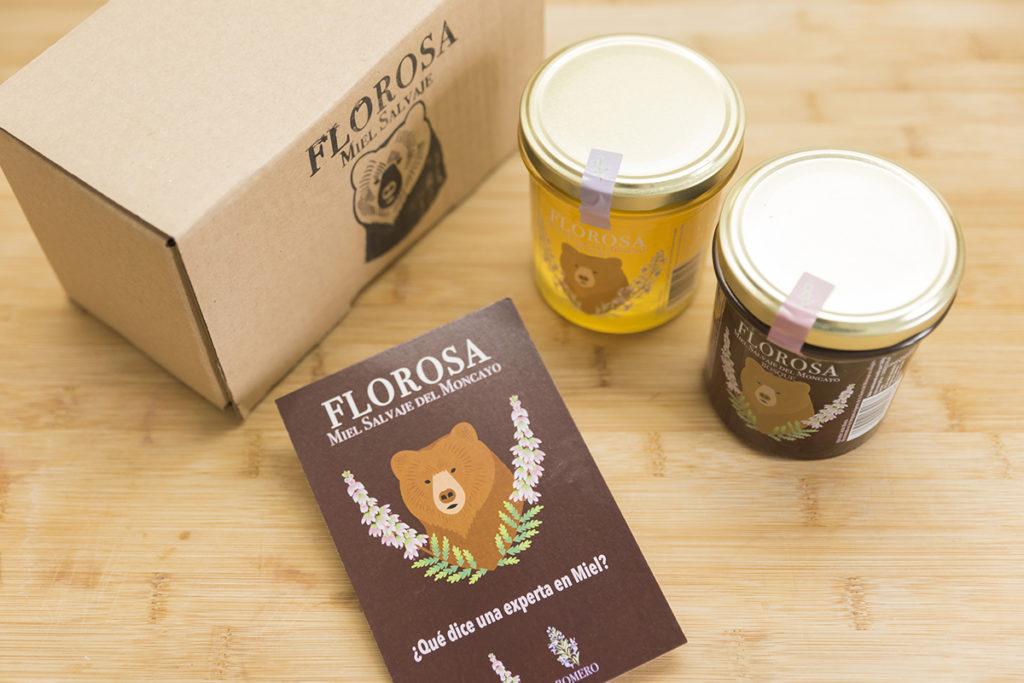 mieles excelentes de Aragón especiales para regalar por el día de la madre o como detalles en Bodas, Bautizos y Comuniones.