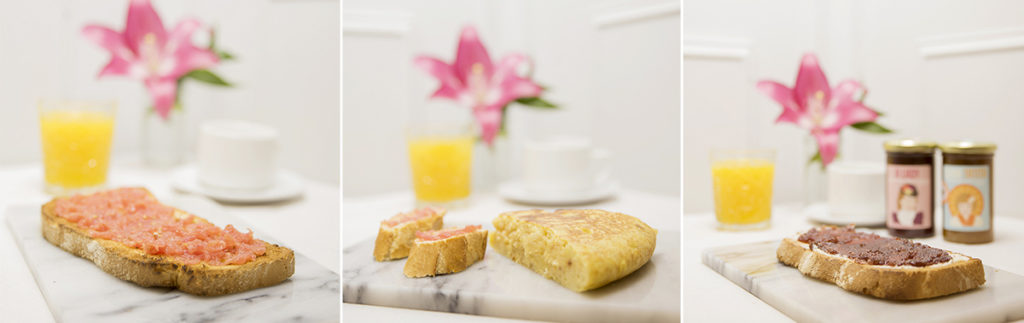 Desayunos Zaragoza Mi HABITACION favorita buenos y naturales