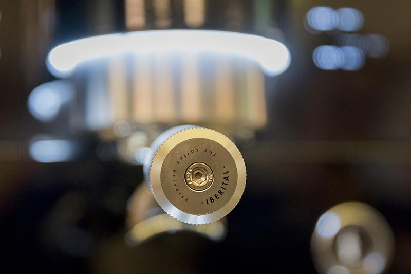 la máquina de esperesso vision de iberital cafe de especialidad cafeteria Mi HABITACION favorita Zaragoza