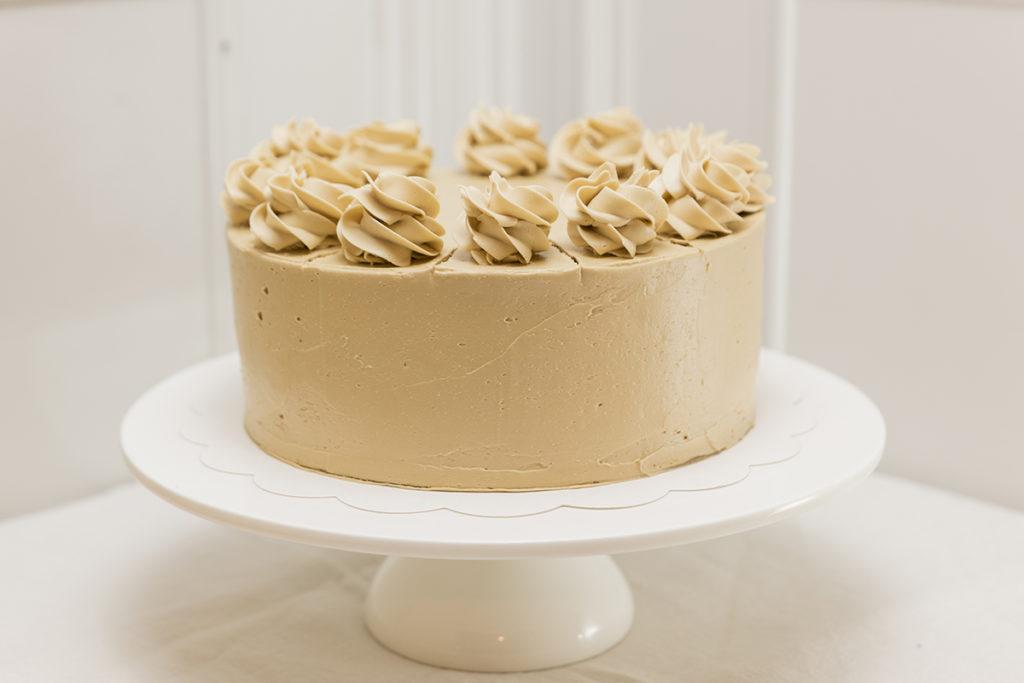 Tarta de Chocolate y Café elaborada artesanalmente pasteleria Zaragoza. Cumpleaños, fiestas y celebraciones.