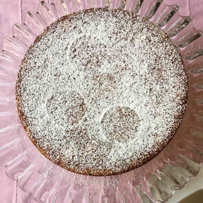Recetas fáciles tartas para hacer en casa. Bizcocho de limon, almendra SIN GLUTEN. Mi HABITACION favorita Zaragoza