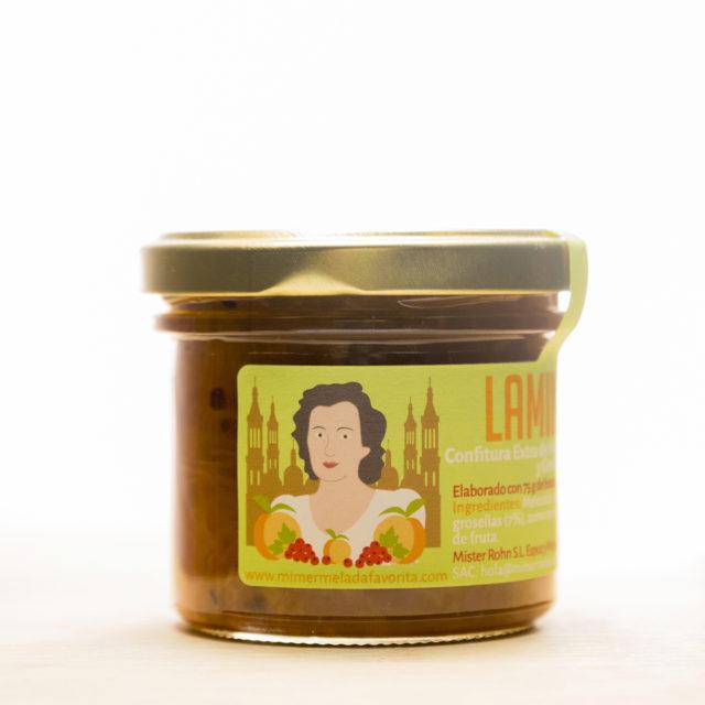 Mini mermelada LAMINERA
