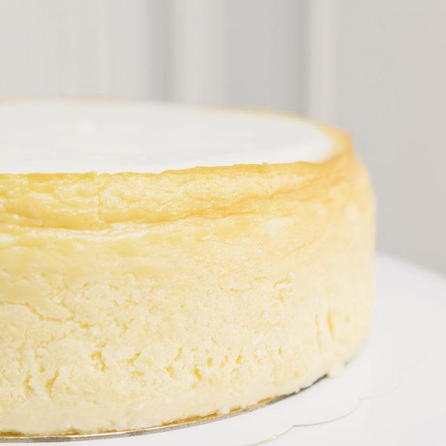 Tarta de queso sin gluten Zaragoza