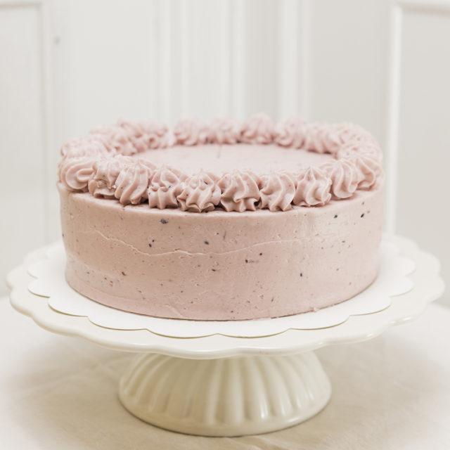 Tarta de cumpleaños Amarena