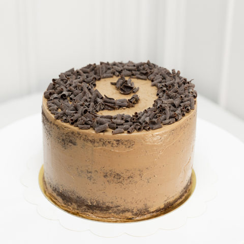 Tartas de Cumpleaños Chocolate número 9