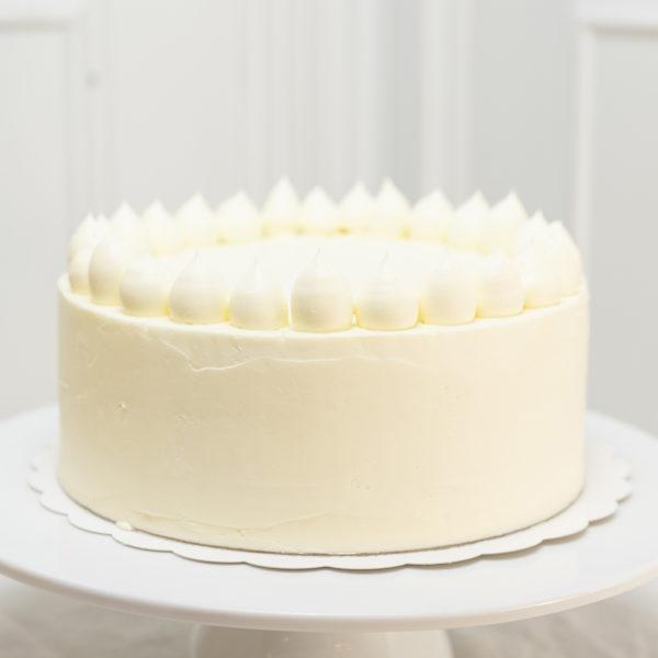 Tarta de cumpleaños de Limón