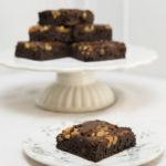 Brutal Brownie de Chocolate Sin Gluten