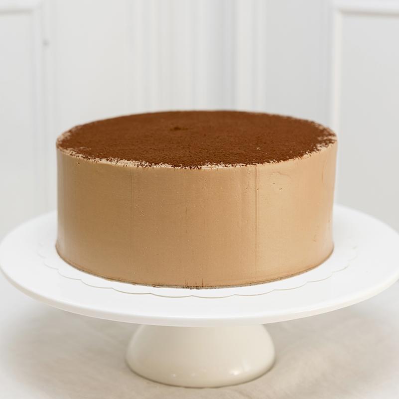 Tarta de chocolate con leche Zaragoza