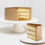 Tarta de cumpleaños Chocolate con Leche