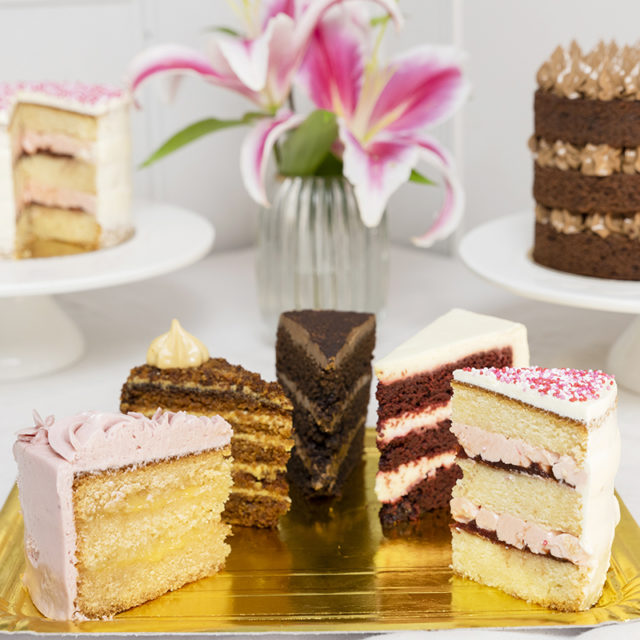 Comprar Degustacion tartas varios sabores