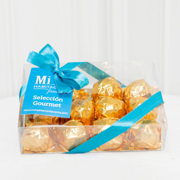 Rochers de chocolate caja