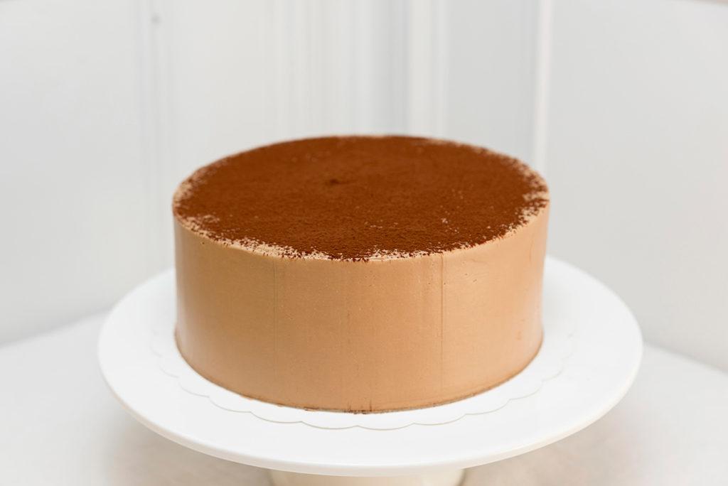 Tartas de cumpleaños chocolate con leche