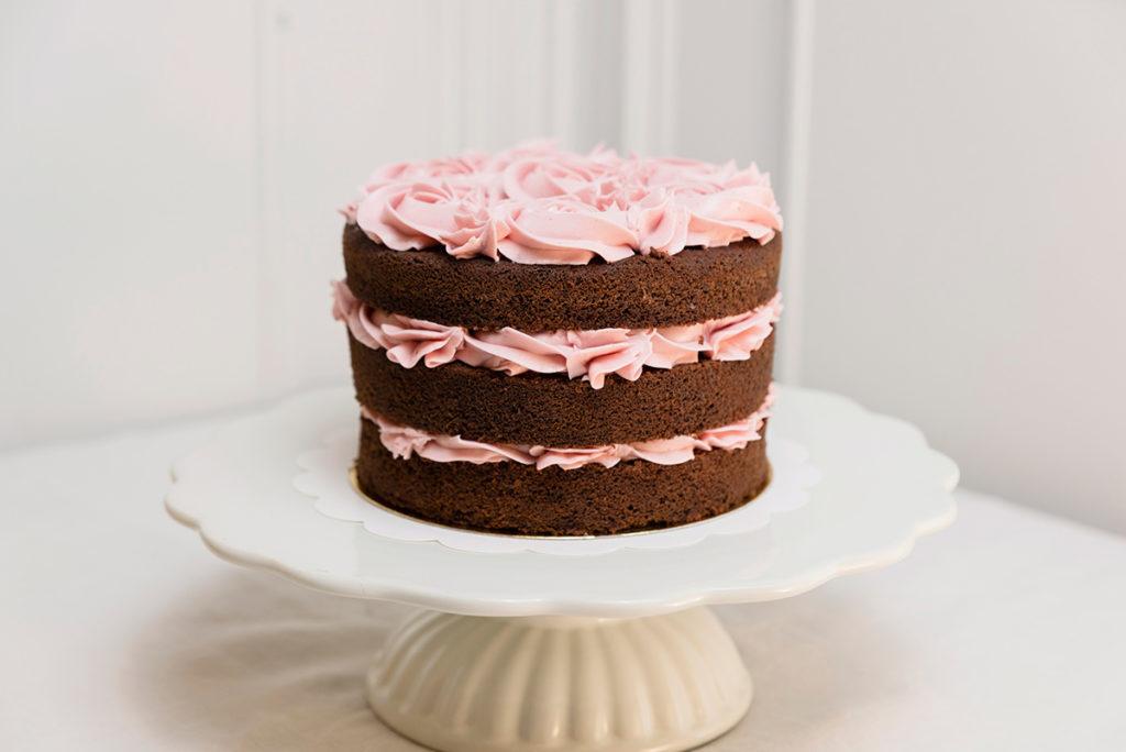 Tartas de cumpleaños chocolate sin gluten