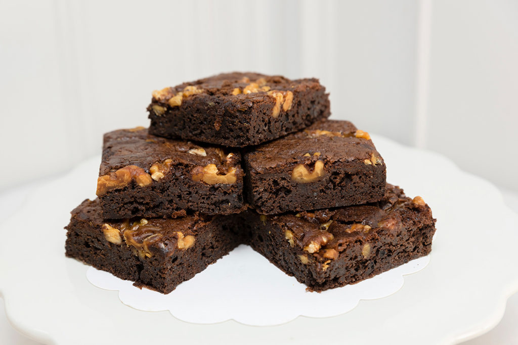 Brownie Chocolate sin gluten
