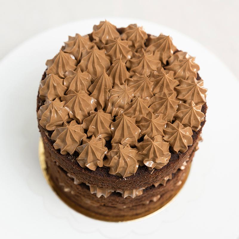 Mucho chocolate sin gluten
