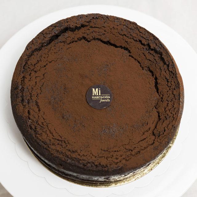 tarta de chocolate sin gluten y sin lactosa