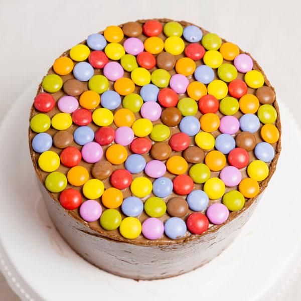 Tarta cumpleaños Sin Gluten