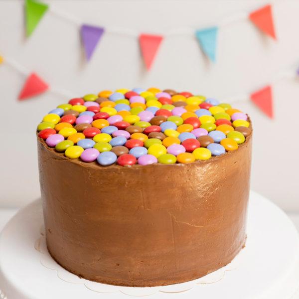 Tarta lacasitos cumpleaños
