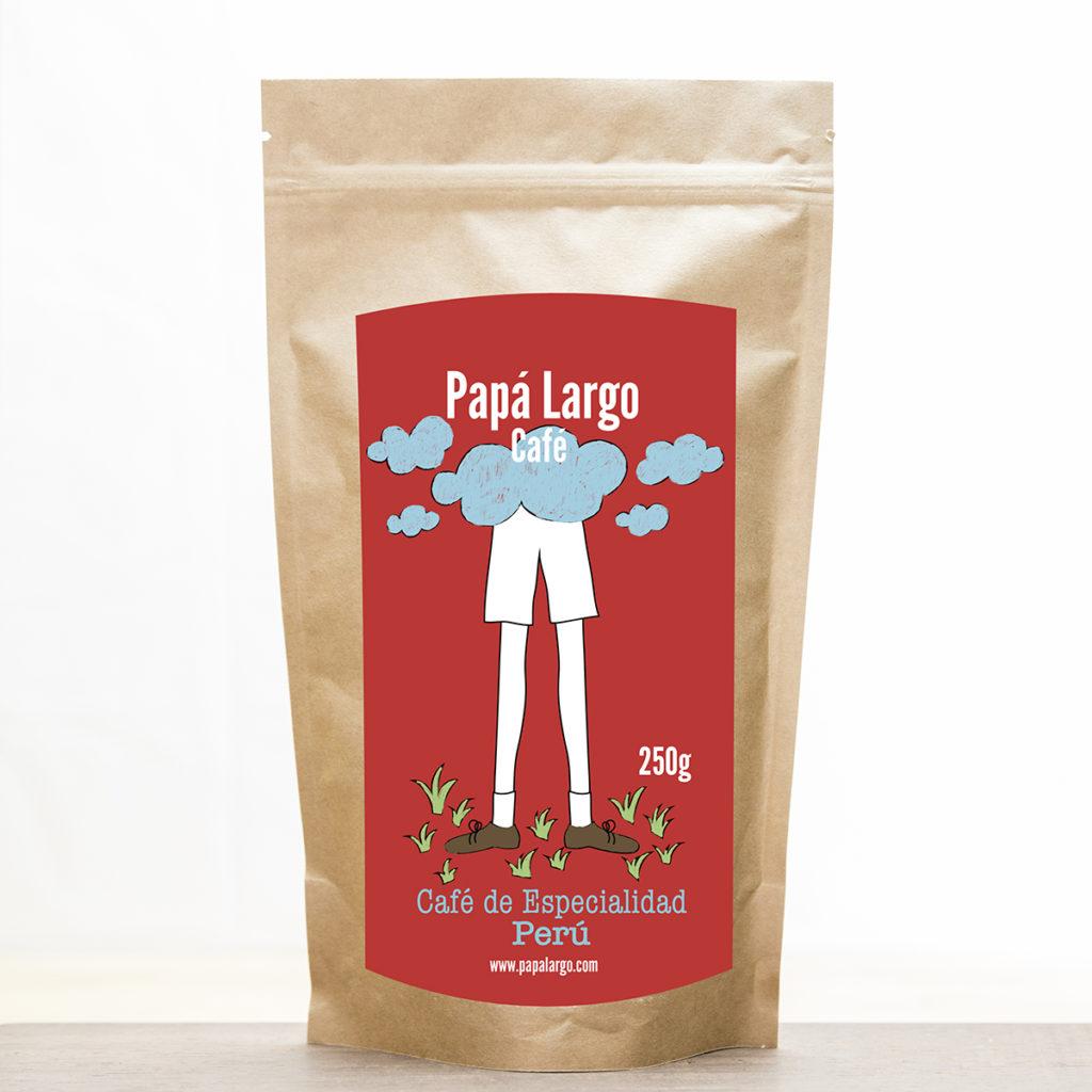 Cafe papa largo peru