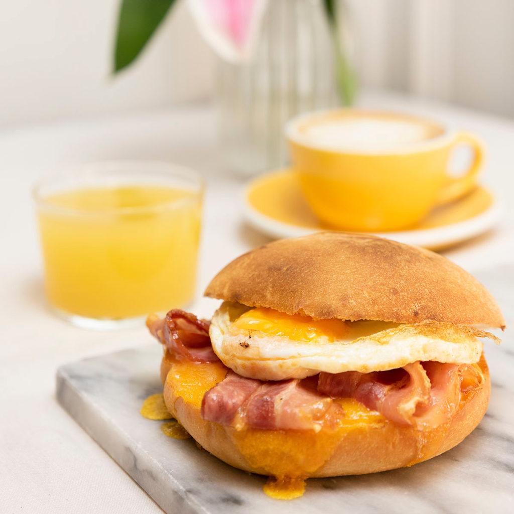 Menús de desayuno en Zaragoza desayuno granjero