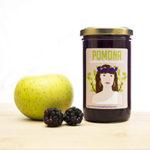 Pomona. Mermelada de Manzana y Mora