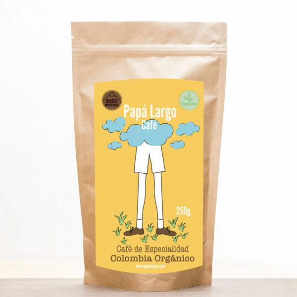 Bolsa cafe de Colombia