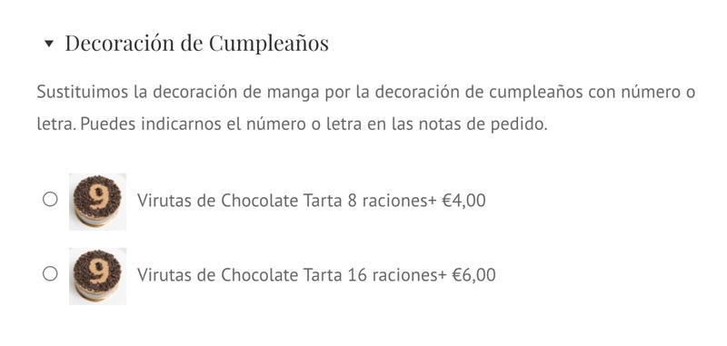 Cómo personalizar mi Tarta de Cumpleaños. Tartas personalizadas en Zaragoza
