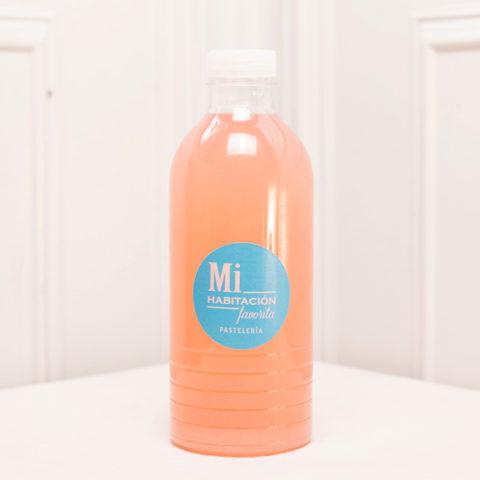 Botella 1l limonada Rosa