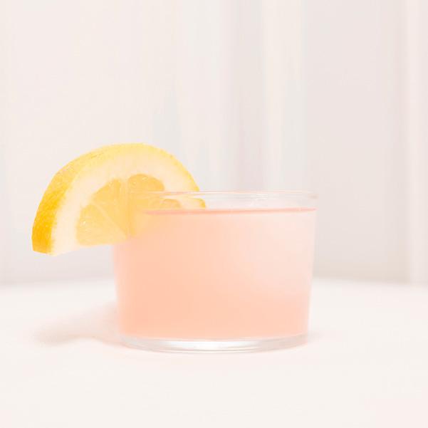 vaso limonada Rosa