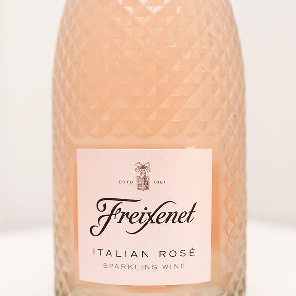 Botella italian rose