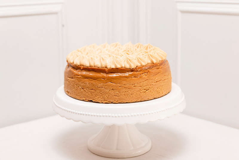 Las mejores tartas de queso de Zaragoza Dulce de Leche