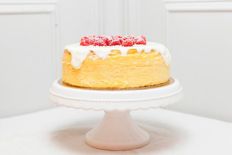 Las mejores tartas de queso de Zaragoza Frutos Rojos