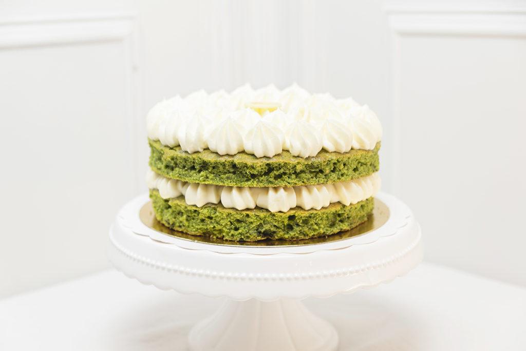 Nueva tarta en Zaragoza Musgo de los bosques