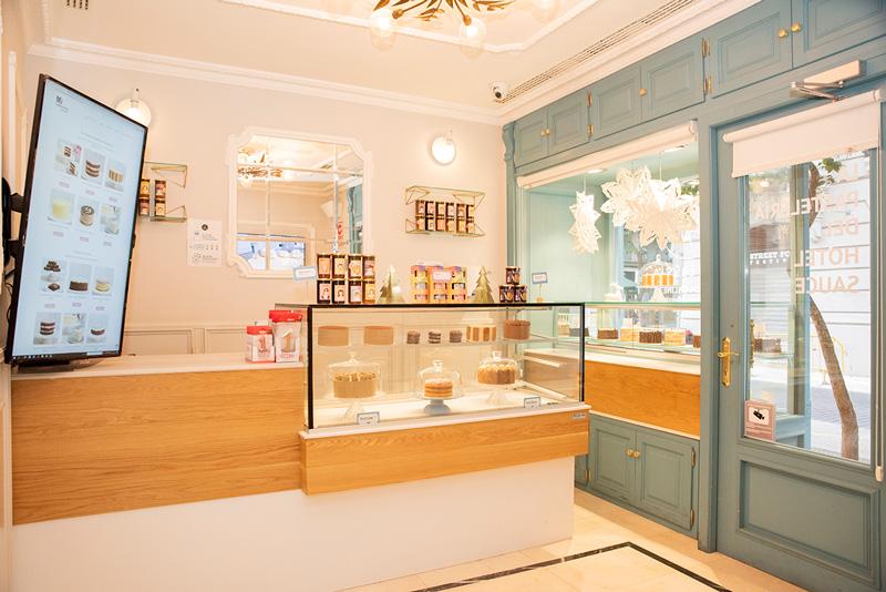Interior Pastelería Mi HABITACIÓN favorita Calle Espoz y Mina, 33, 50003 Zaragoza