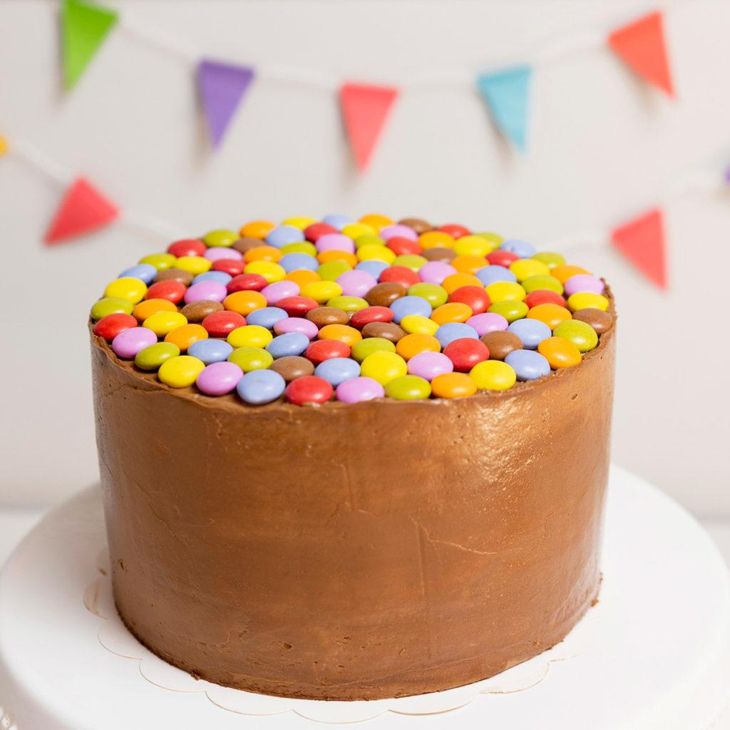 La mejor tarta de cumpleaños infantil